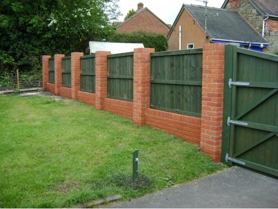 Fencing walls designs
